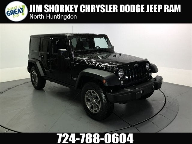 2015 Jeep Wrangler Unlimited Rubicon In White Oak, PA   Jim Shorkey Ford
