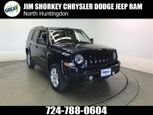 2016 Jeep Patriot Laude In White Oak Pa Jim Shorkey Ford