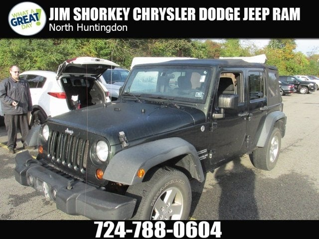 2011 Jeep Wrangler Unlimited Sport In White Oak, PA   Jim Shorkey Ford