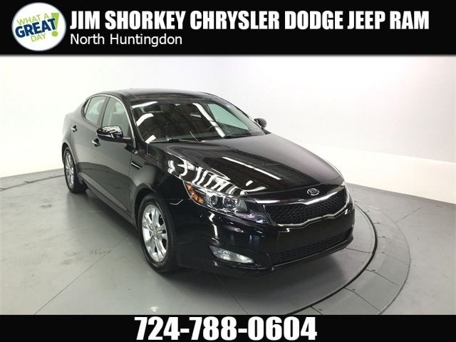 2013 Kia Optima EX In White Oak, PA   Jim Shorkey Ford