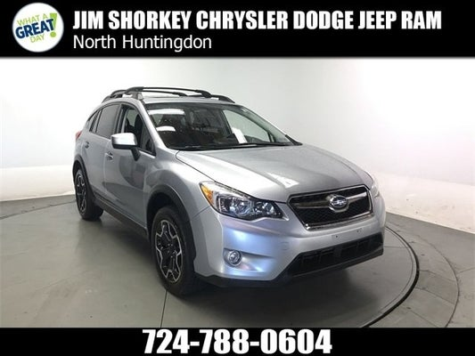 2017 Subaru Xv Crosstrek Premium In White Oak Pa Jim Shorkey Ford
