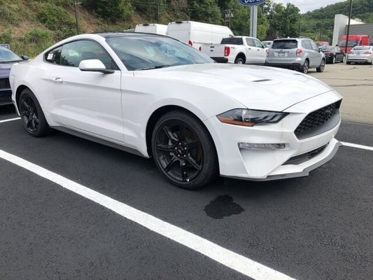 2020 ford mustang ecoboost in white oak pa north huntington ford mustang jim shorkey ford 2020 ford mustang ecoboost